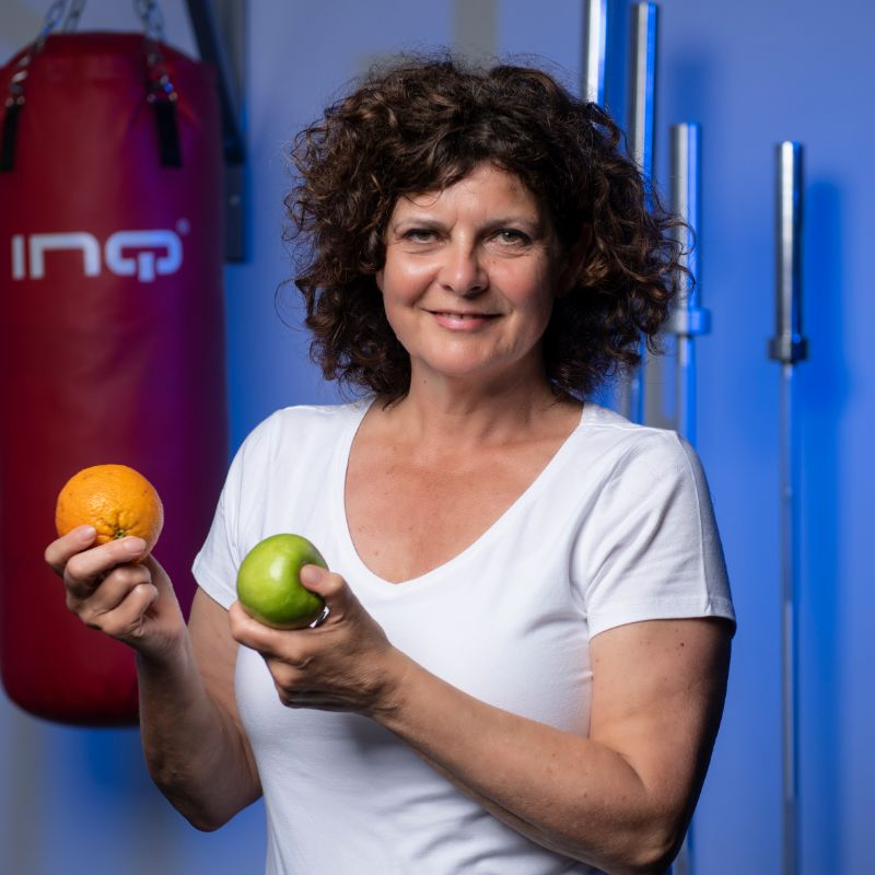 Feel Good coach Ingrid den Ouden