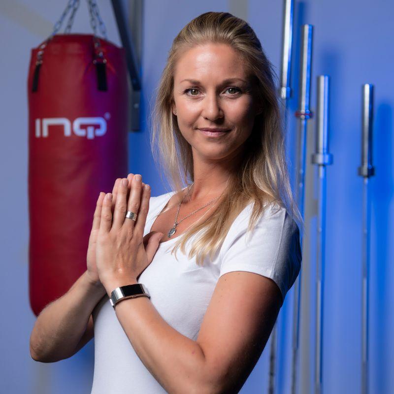 Feel Good Coach Marieke Som de Cerff
