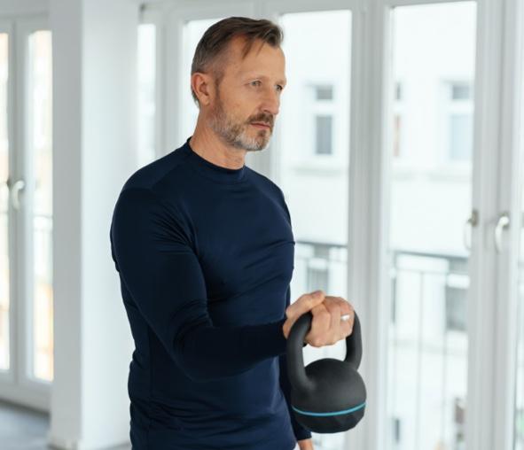 Sporten voor mannen bij Feel Good Fitness Factory
