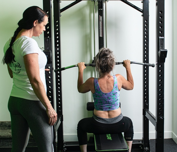 Personal Training bij Feel Good Fitness Factory