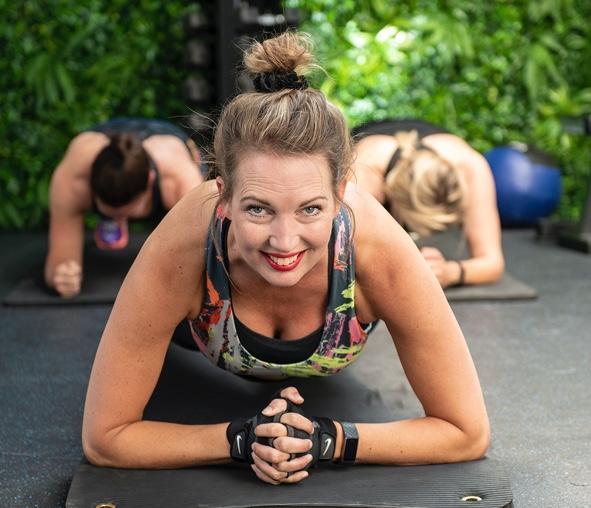 Sporten voor vrouwen bij Feel Good Fitness Factory