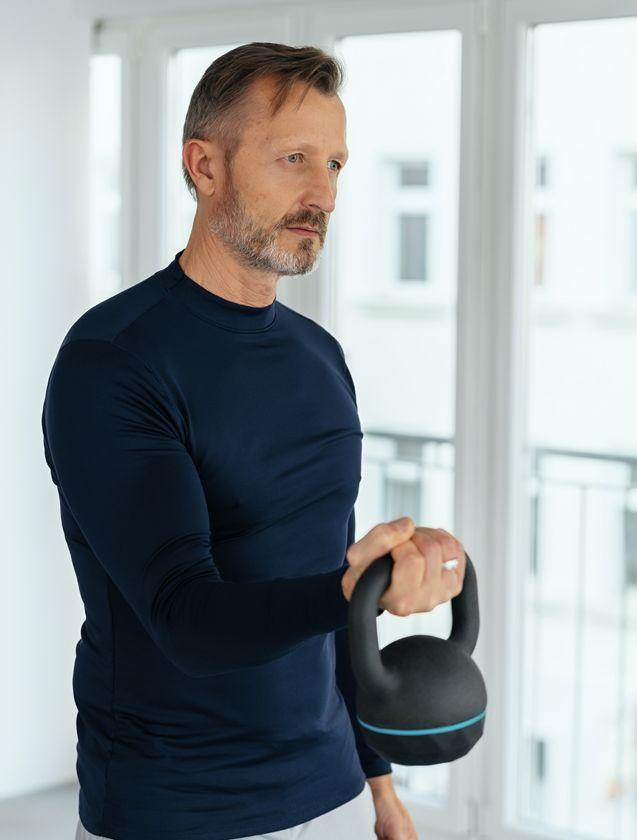 Fitness voor mannen bij Feel Good Fitness Factory