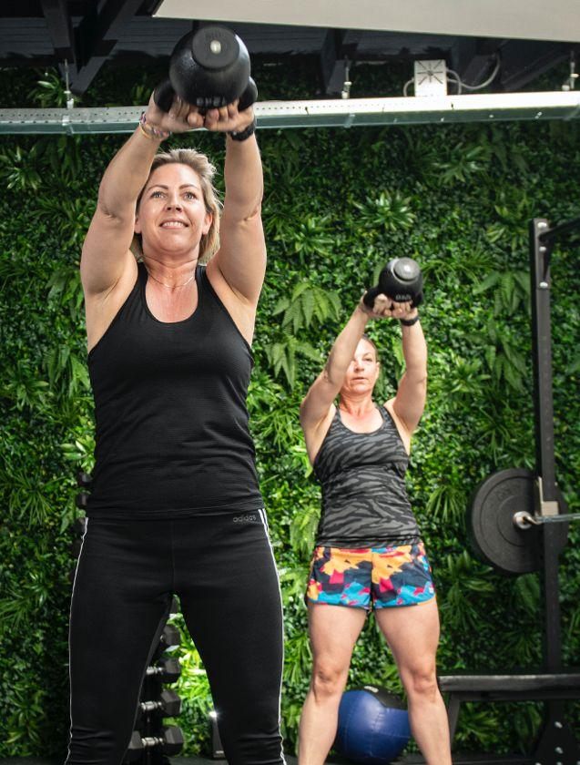 Power Fitness bij de Feel Good Fitness Factory