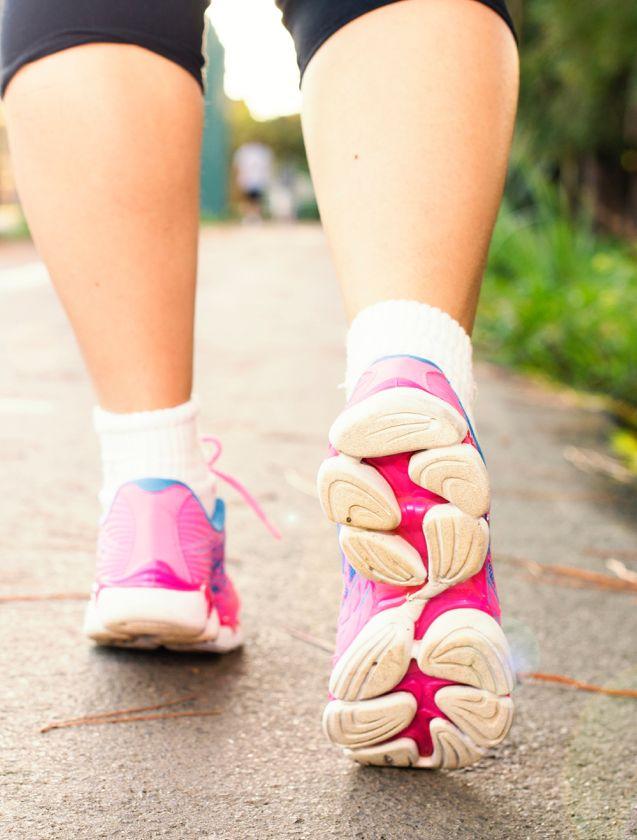 Wandelen met Feel Good Fitness Factory