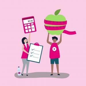 Alles wat je eet bijhouden in een app of niet? Een blog van Feel Good Fitness Factory.