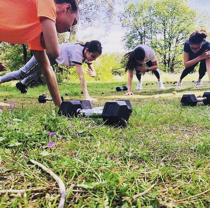 Bootcamp voor kids en tieners bij Feel Good Fitness Factory