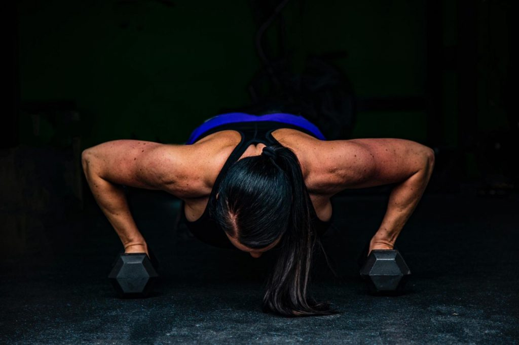 Push-up Feel good fitness factory