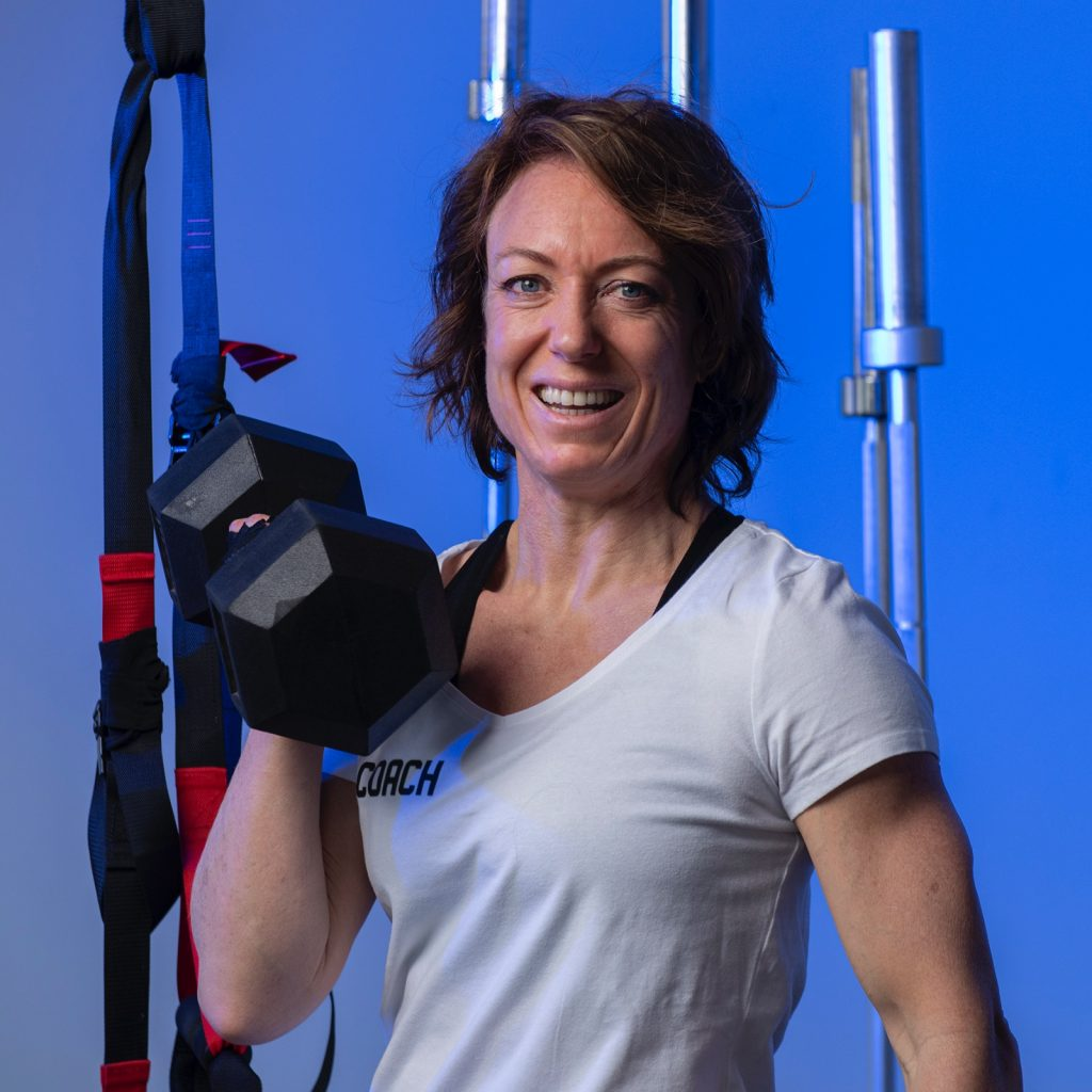 Clio Scholing - Feel Good Fitness Factory - Coach