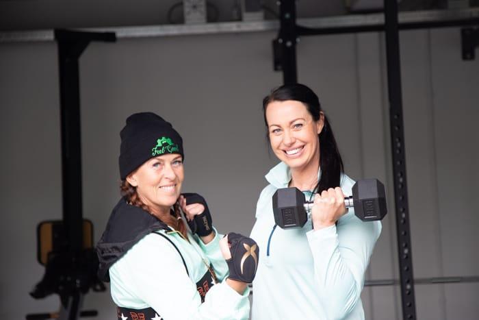 Monique & Irma - Feel Good Fitness Factory - Sportschool HilversumMonique & Irma - Feel Good Fitness Factory - Sportschool Hilversum