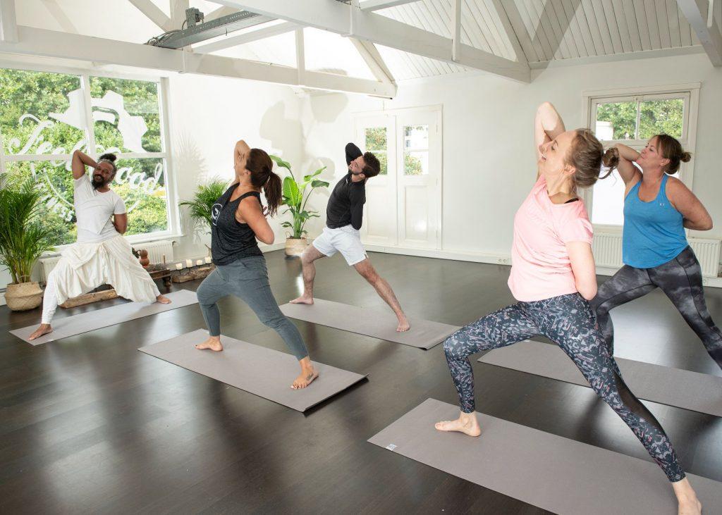Hatha yoga - Feel Good Yoga & Pilates - Yogaschool Hilversum