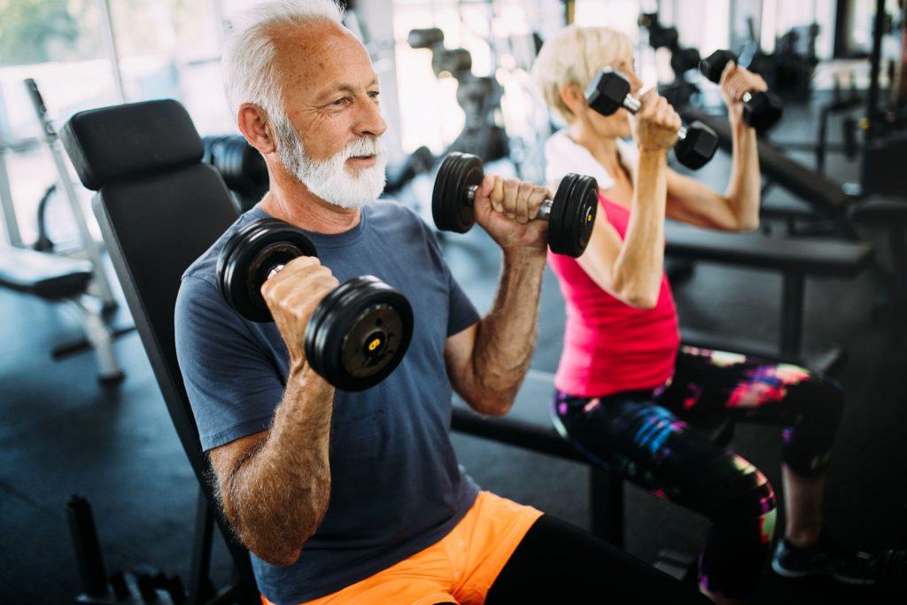 Senioren fitness Hilversum - Feel Good Fitness Factory