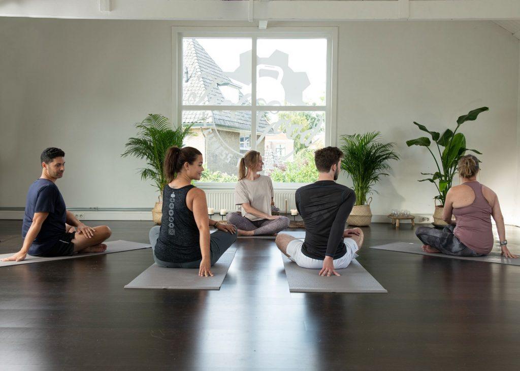 Yoga Hilversum - Feel Good Yoga & Pilates - Mannen