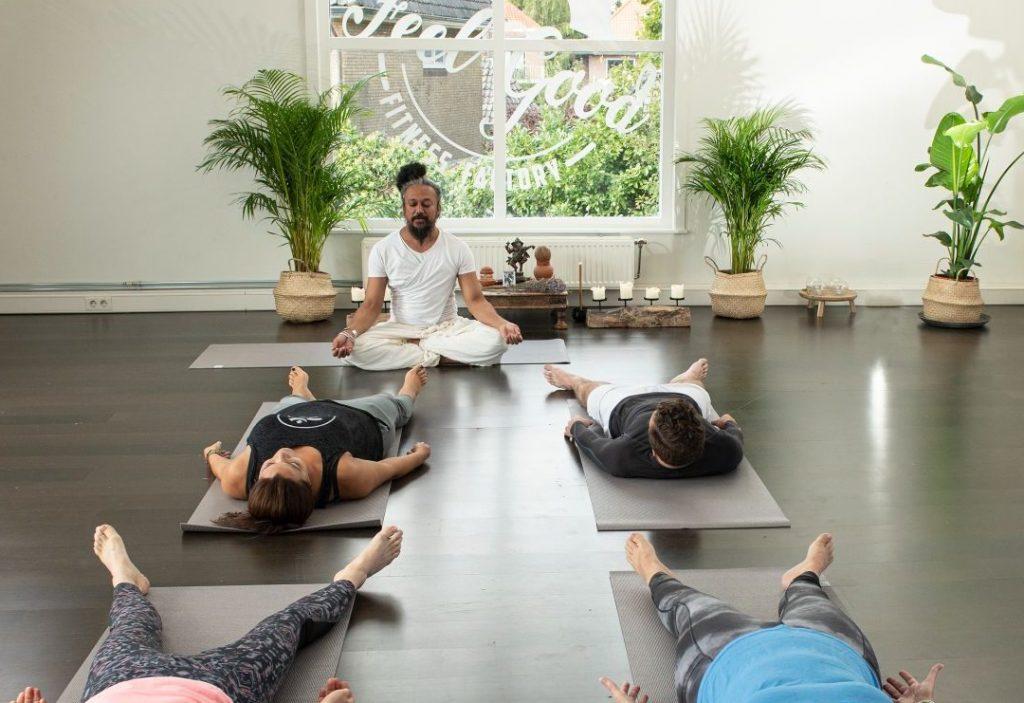 Yoga Nidra - Feel Good Yoga & Pilates - Yogaschool Hilversum