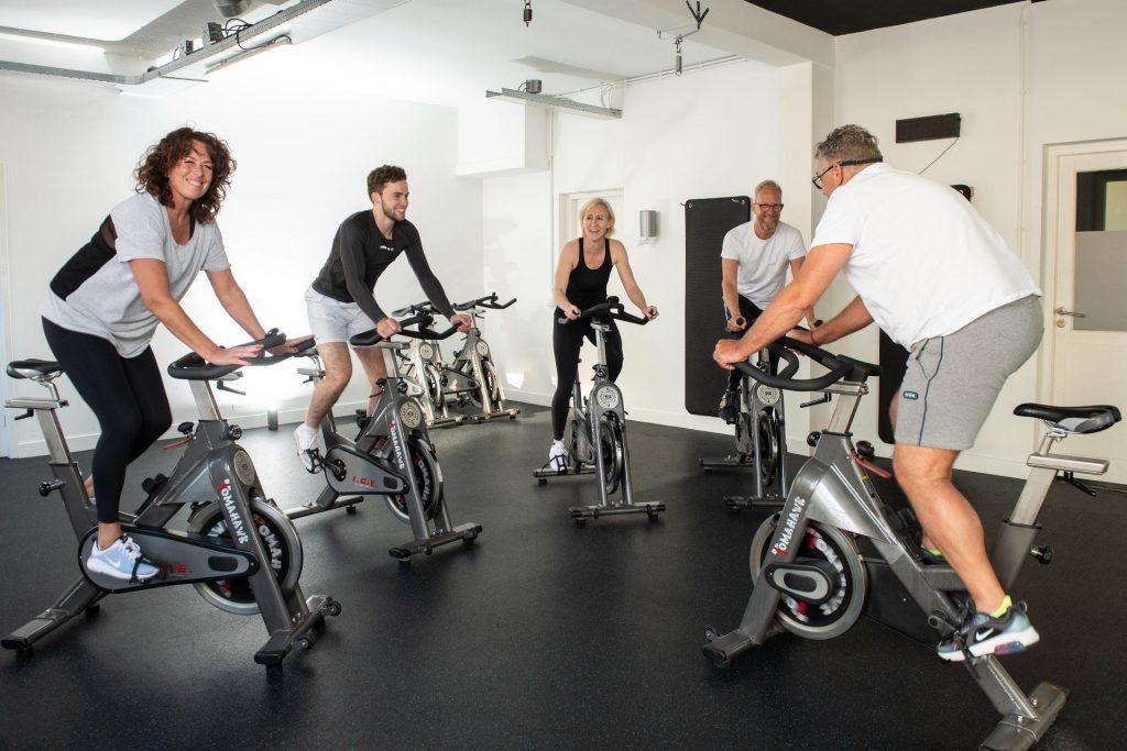 Spinning - Sportschool Hilversum - Feel Good Fitness Factory