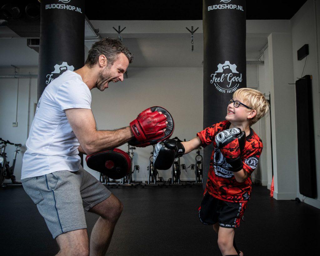 Sporten voor kinderen Hilversum _- Feel Good Fitness Factory
